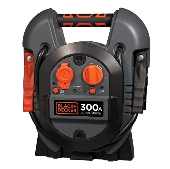 300 amp jump starter