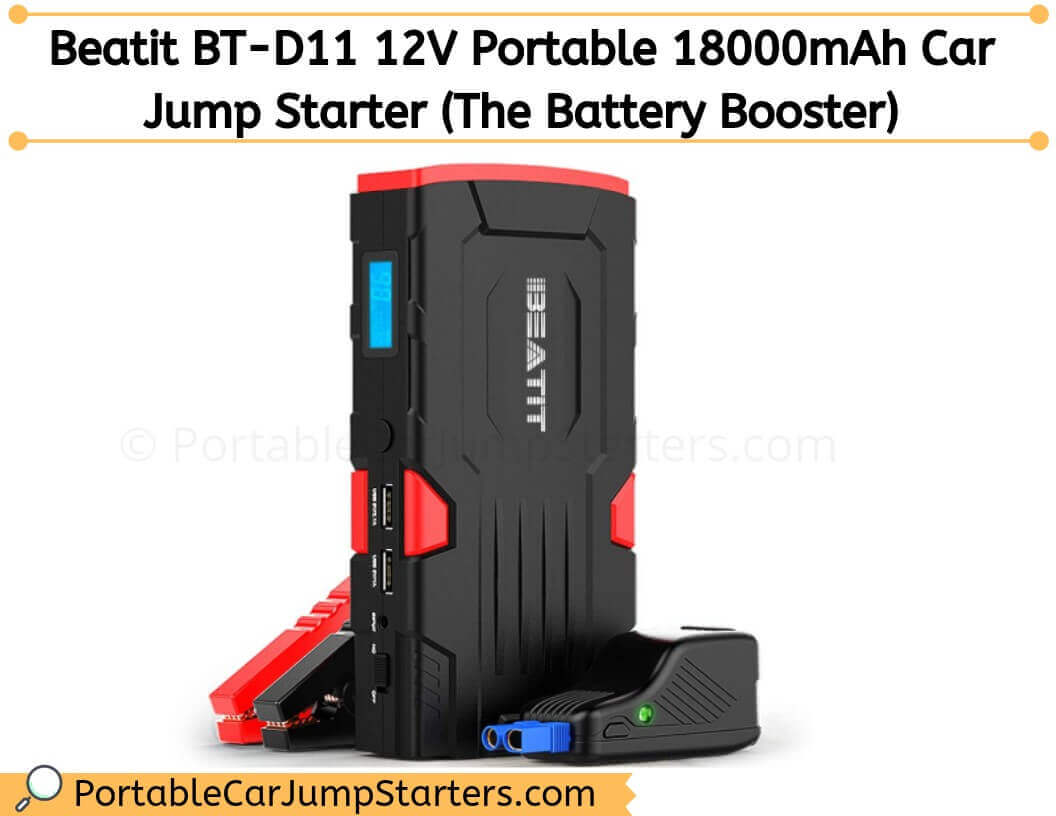 Best Portable Jump Starter 2020.Top Best Car Jump Starter Reviews Buying Guide 2020